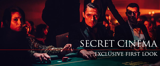 Secret Cinema Casino Royale first look HP