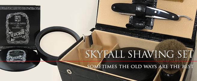 Grooming Set SkyFall