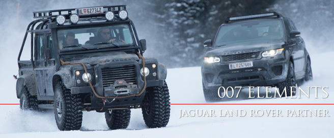 Jaguar Land Rover Solden 007 Elements HP