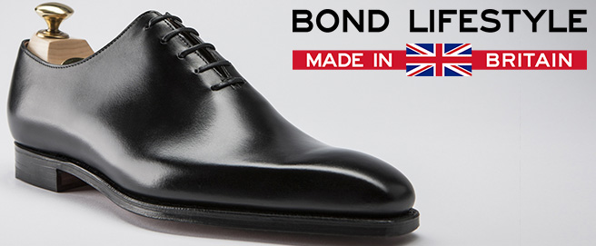 Made In Britain Crockett & Jones shoes HP