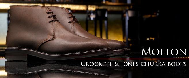 Crockett & Jones Molton HP