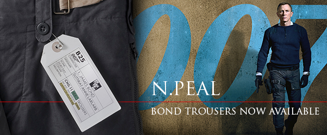 N.Peal trousers now available