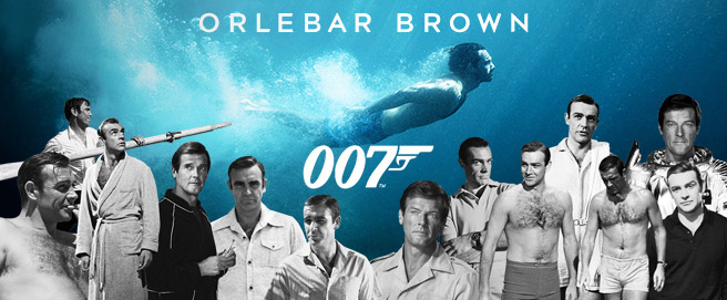 HP Orlebar Brown release second instalment of 007 collection collaboration