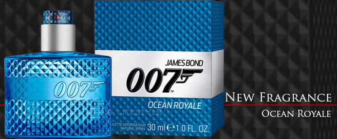 New Fragrance: Ocean Royale