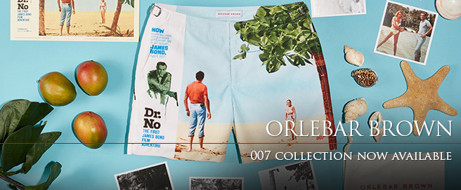 OB 007 Collection now available HP
