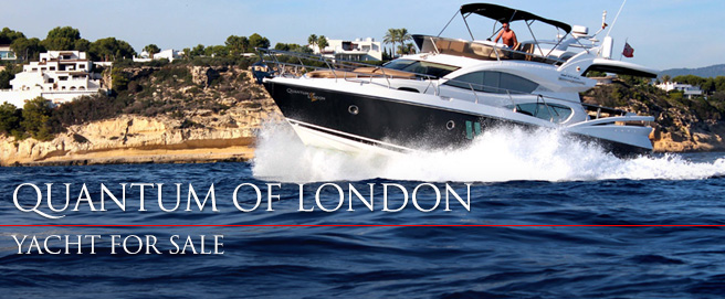 Quantum of London Yacht for sale HP