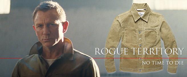Rogue Territory jacket HP