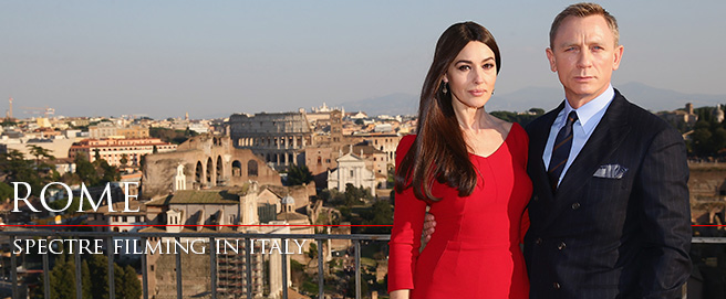 Rome photocall