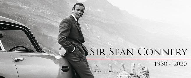 Sean Connery passes away at 90 HP