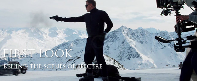 SPECTRE first video footage