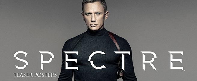 SPECTRE Teaser poster 1 2015
