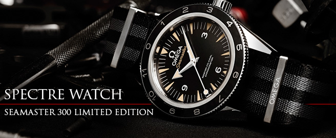 Omega Seamaster 300 SPECTRE Limited Edition hp