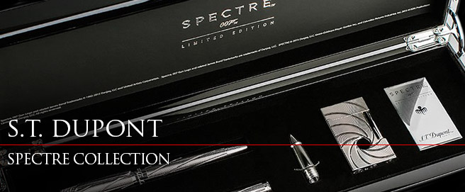 S.T. Dupont SPECTRE collection HP
