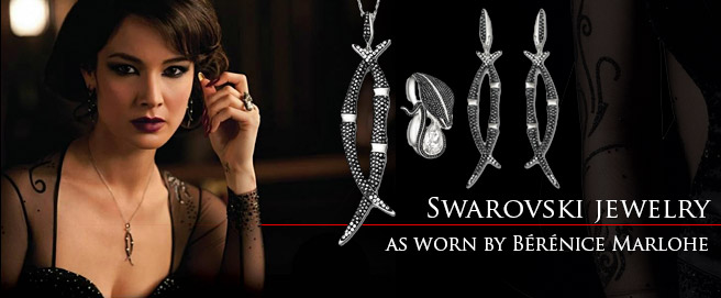 Get the same jewelry as worn by Bérénice Marlohe in SkyFall