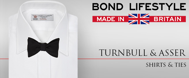 Turnbull & Asser Made in Britain HP