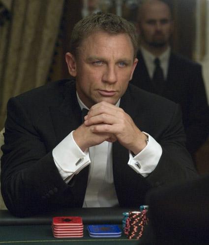Daniel craig james bond casino royale 007 cufflinks aristocrat online casino