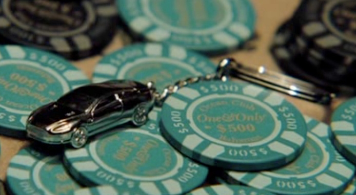 Aston Martin Db9 Keyring Bond Lifestyle