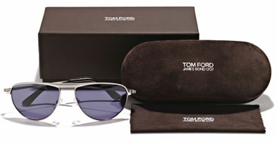db2cb5295f Tom Ford 108 James Bond sunglasses with James Bond packaging