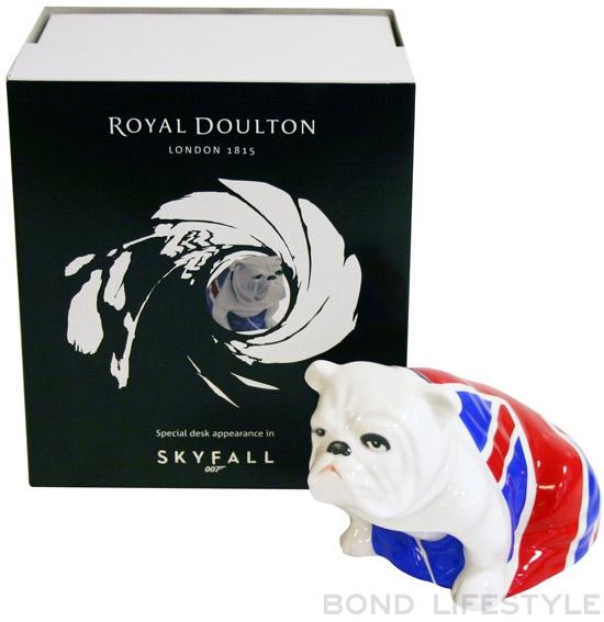 Royal Doulton Bulldog Union Jack
