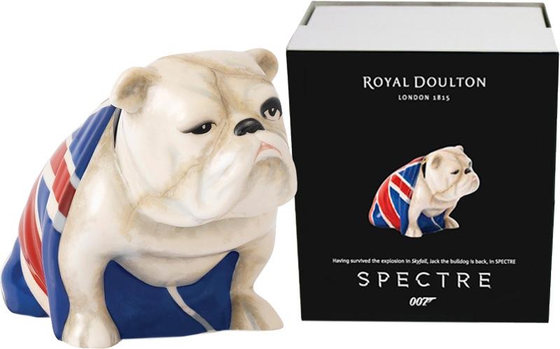 Best Royal Doulton Bulldog Union Jack | Bond Lifestyle GV18