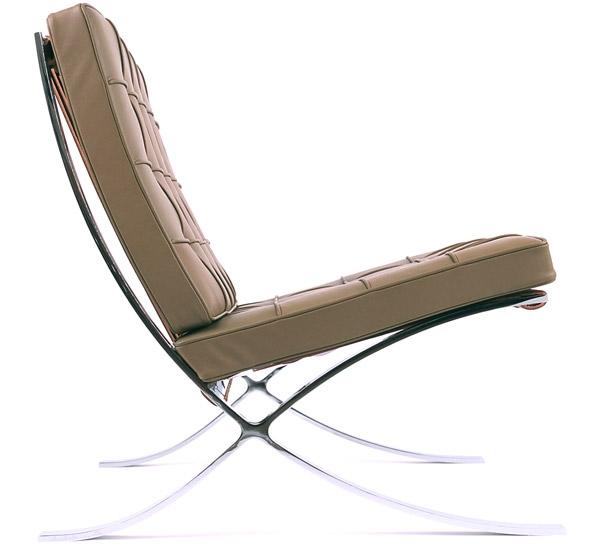 knoll barcelona chair bond lifestyle. Black Bedroom Furniture Sets. Home Design Ideas