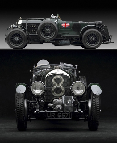 Bentley 4,5 Litre Supercharged by Amherst Villiers | Bond Lifestyle