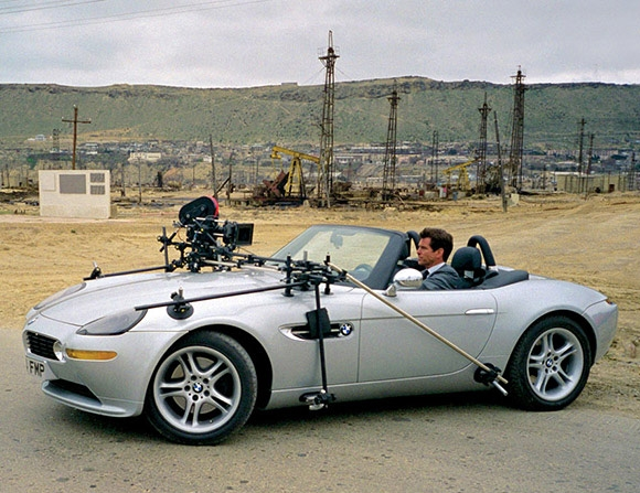 Bmw Z8 Bond Lifestyle