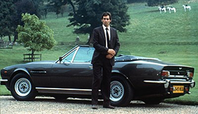 Aston Martin V Vantage Series III Bond Lifestyle - 1986 aston martin vantage
