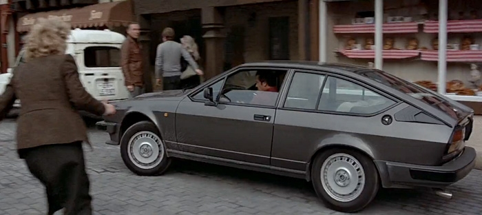 Alfa Romeo GTV6 | Bond Lifestyle