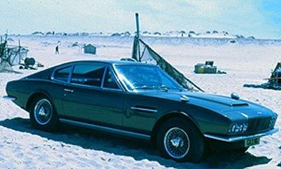 1969 Aston Martin Dbs Bond Lifestyle
