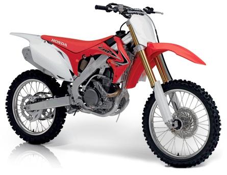 Honda CFR250R 2012 Model