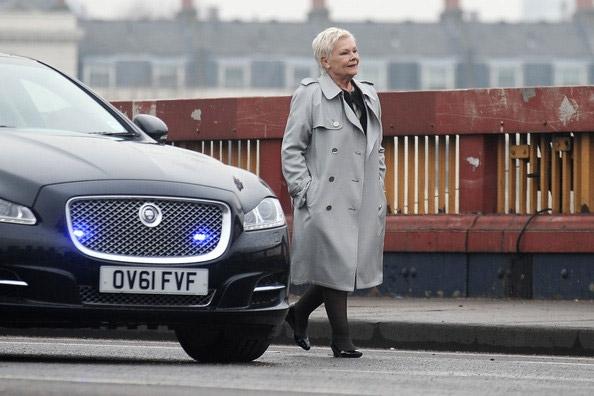 M S Company Car Is A Black Jaguar Xj L
