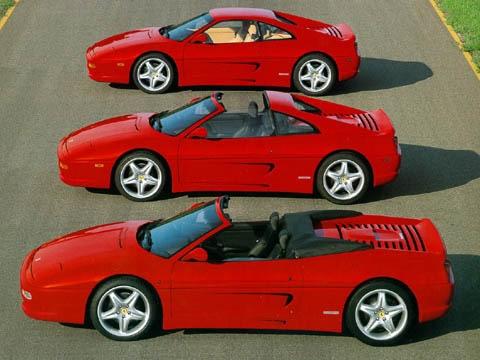 Ferrari F355 Gts Bond Lifestyle