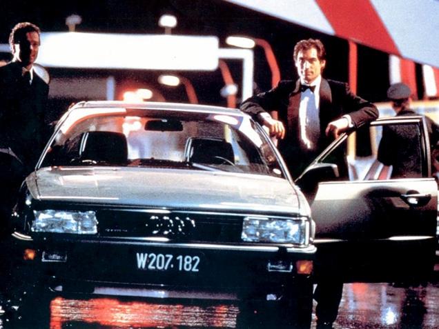 Audi 200 Quattro Bond Lifestyle
