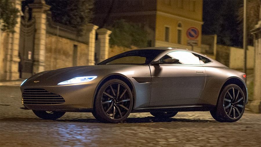Aston Martin Db10 Bond Lifestyle