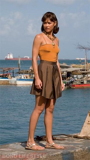 0b8c3f1ed0 Olga Kurylenko outfit by Jasper Conran | Bond Lifestyle