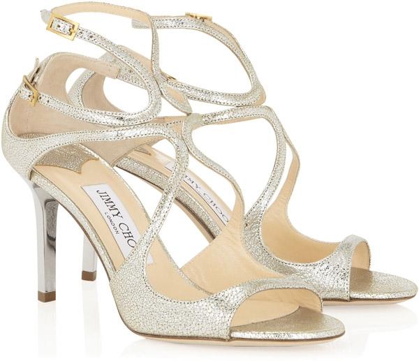 Jimmy Choo Ivette Sandals | Bond Lifestyle