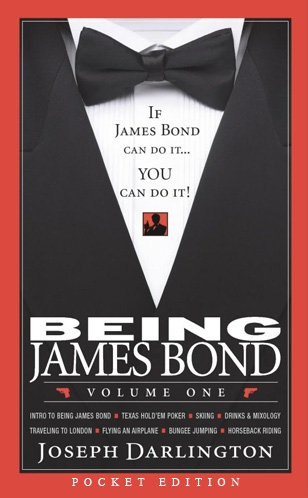 happy james bond themed personalised party invitation letter