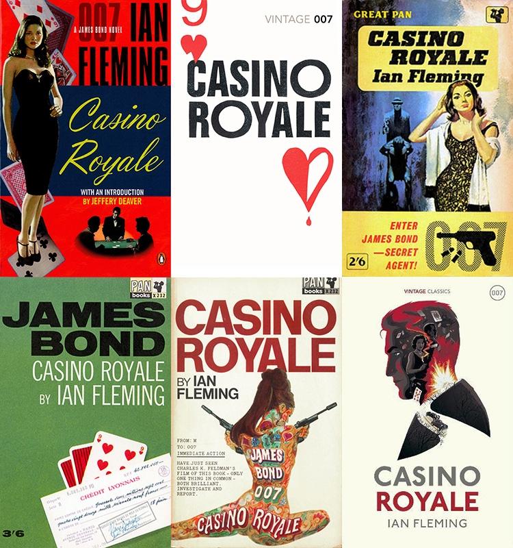James bond casino royale ian fleming summary pci express slot multiplier