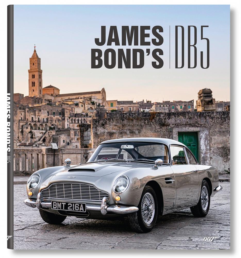 James Bond S Aston Martin Db5 Bond Lifestyle