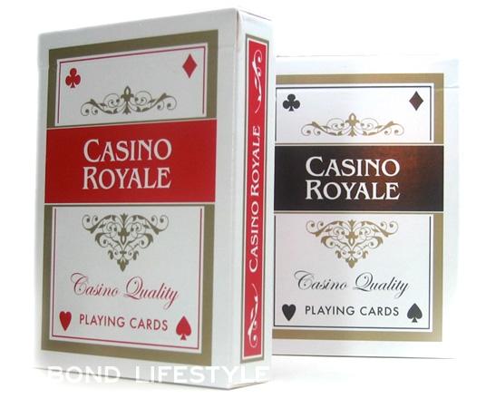 Casino royale poker chips cartamundi