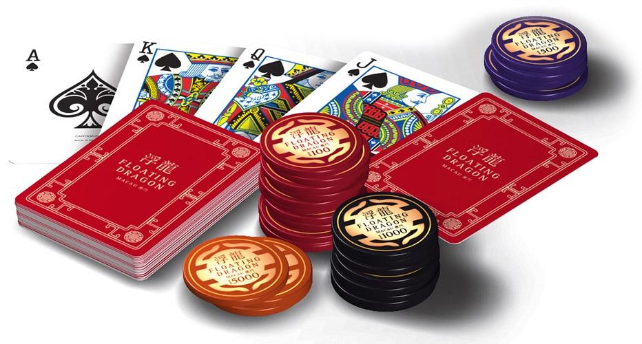 Cartamundi Skyfall Poker Cards And Chips Bond Lifestyle