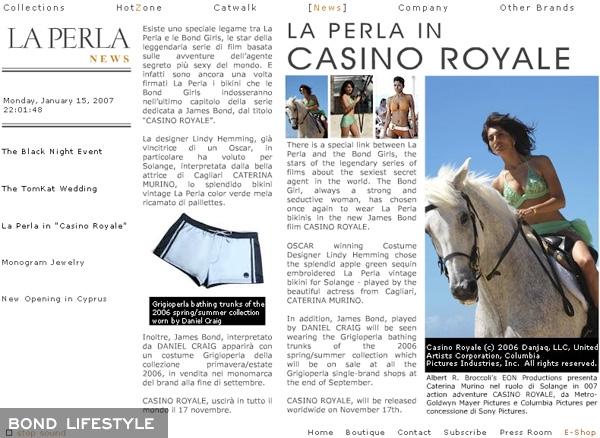 71be7011c0402 Screenshot of the La Perla website, showing the La Perla trunks and bikini