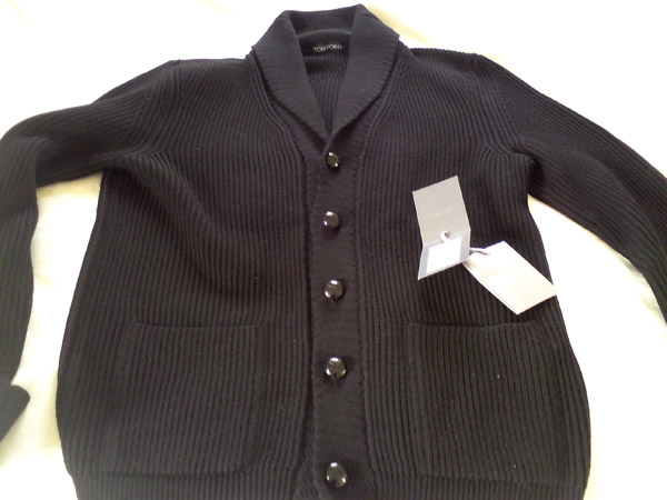 Tom Ford Cardigan 86