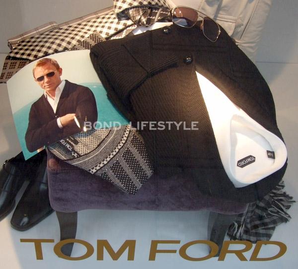 Tom Ford Bond Lifestyle