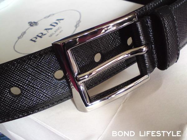 how to spot a fake prada purse - Prada belt | Bond Lifestyle