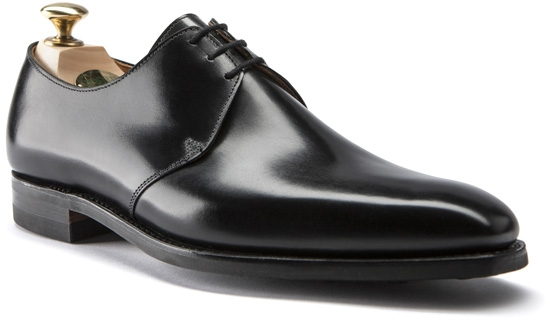 Crockett & Jones Highbury, Black Calf