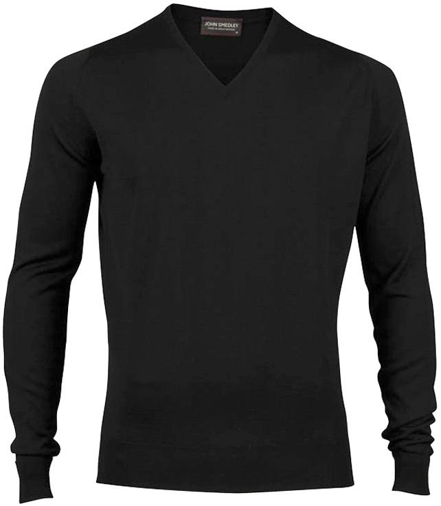 John Smedley Bobby v-neck pullover | Bond Lifestyle