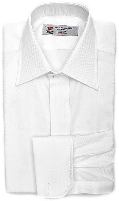 Turnbull & Asser Casino Royale dress shirt | Bond Lifestyle