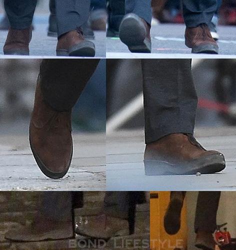 James Bond Dress Shoes